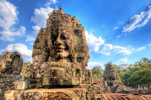 Vietnam and Cambodia World Heritage Sites