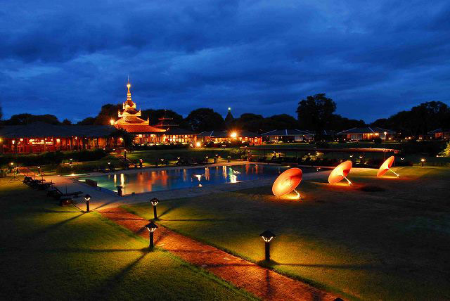 Bagan Thiripyitsaya Sakura Hotel
