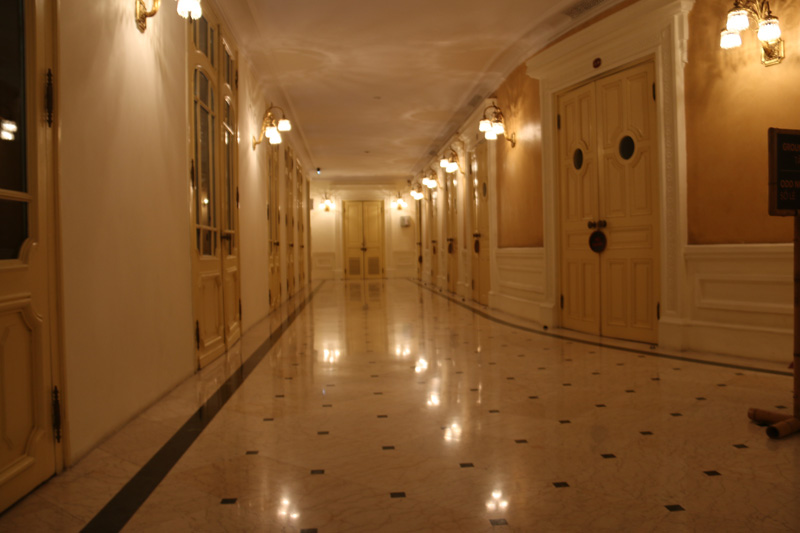 Inside Hanoi Opera House