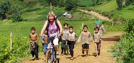 Sapa Mountain Biking