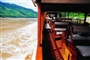 Itinerary of the Luang Say Mekong cruises