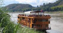 Vientiane - Luang Prabang by Mekong Explorer Cruise