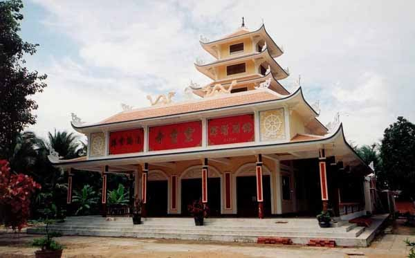 Tuyen Linh Temple