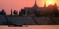 Phnom Penh to Siem Reap Cruise