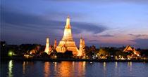 Bangkok & Central Tours