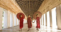 Changing Myanmar - Main cities discovery tour
