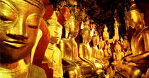 Last Golden Land in Southest Asia - Myanmar tours