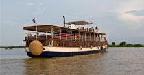 Angkor - Phnom Penh Cruise by Toum Tiou