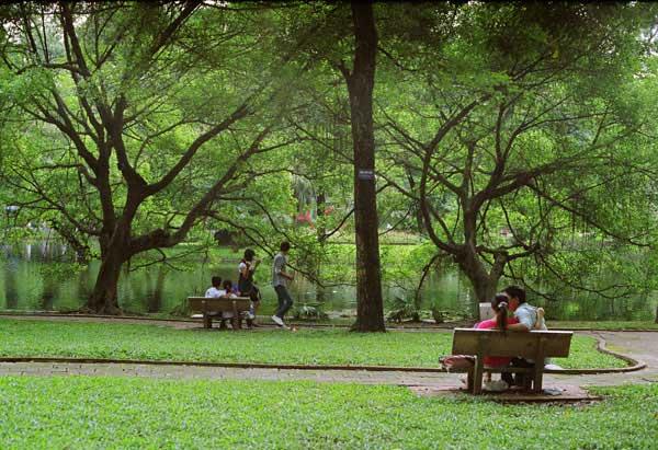 Bach Thao Park Hanoi