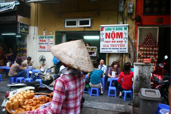 Hoan Kiem Street