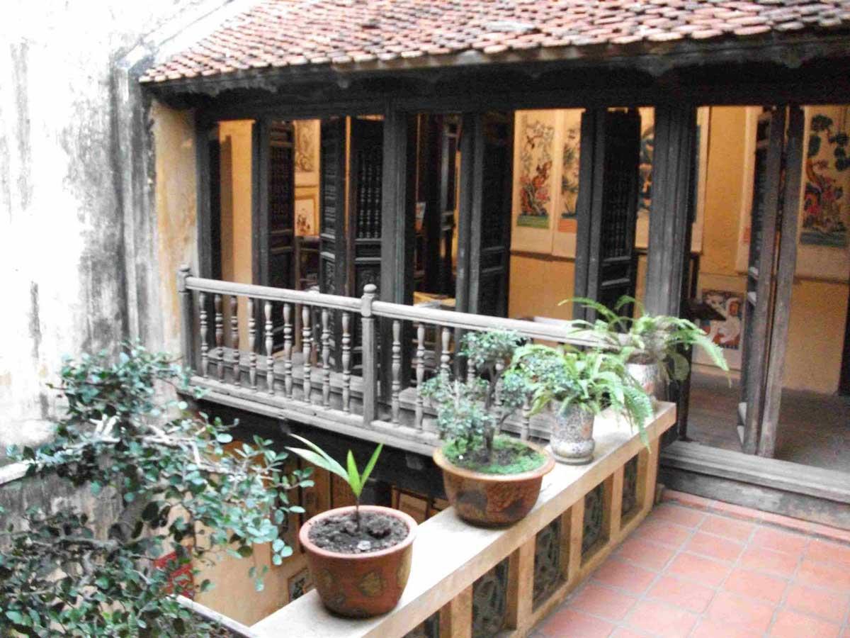 Hanoi Ancient House At 87 Ma May Street Beautiful Vietnam
