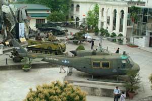 Hanoi history military museum