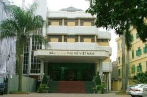 Vietnam Woman's Museum view