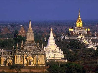 Bagan view