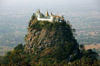 Mt. Popa View 1