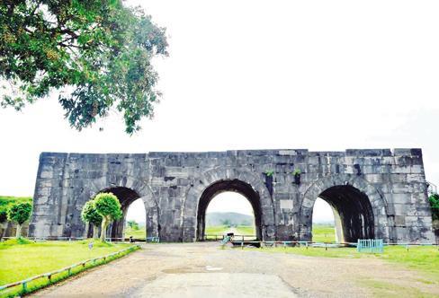 Ho Dynasty Citadel, a world cultural heritage