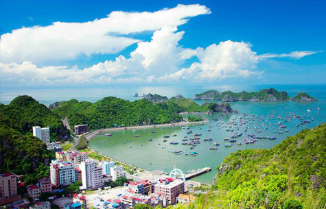 Cat Ba is nominated and championed for World Heritage Sites by Hai Phong