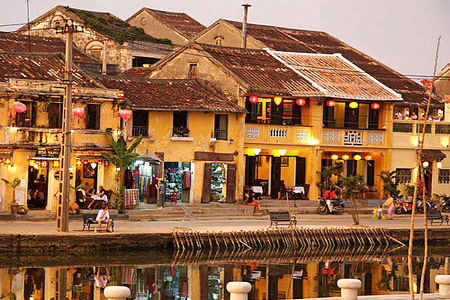 Hoi An is recognized the second-best cities in Asia