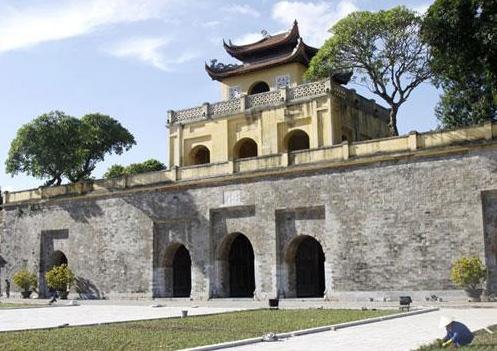 Thang Long Imperial Citadel