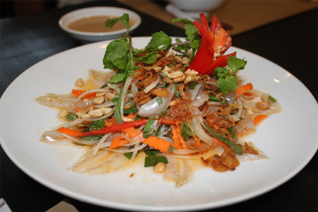 Tasting specialities in Phan Thiet
