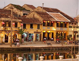 Danang and Hoi An just honored to receive 2013 Asian Townscape Award