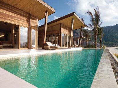 Resort in Con Dao