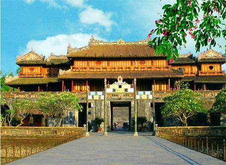 Sites historiques de l ancienne capitale Hue
