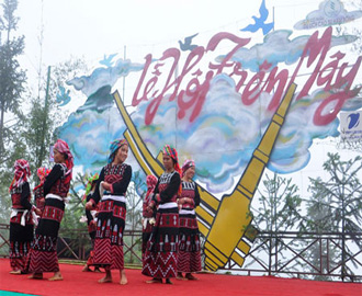 2013 Sa pa in the cloud  festival to open in late april