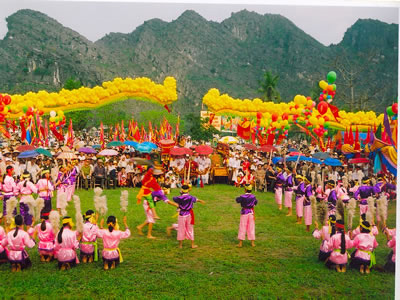 2013 Hoa Lu ancient capital festival to open