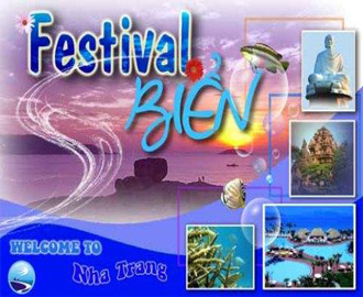 Many interesting activities also take place during Nha Trang sea festival