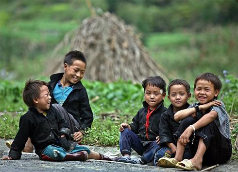 Boys in Sung La