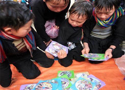 Pho Cao Backward Market
