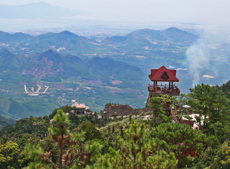 Ba Vi National Park – the peaceful space to escape of hustle of Hanoi