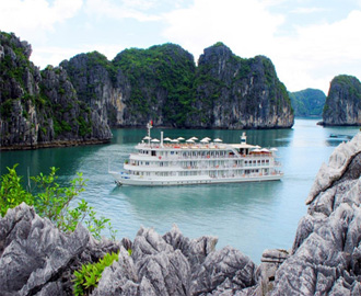 Halong Bay ranks number six among top 10 best sailing cruises in the world