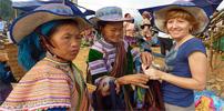 Sapa Market tour 1 day