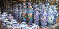 Explore Bat Trang ceramic village and Dong Ky village 1 Day