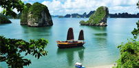 Halong bay & Tuan Chau island 2 days tour