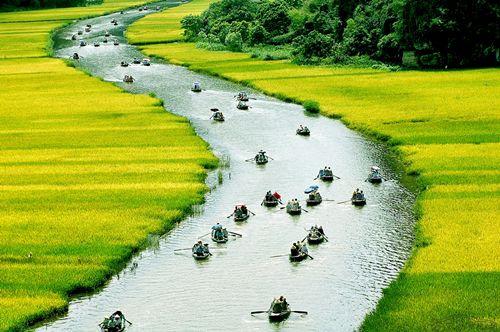 Trang An Landscape Complex outstanding values