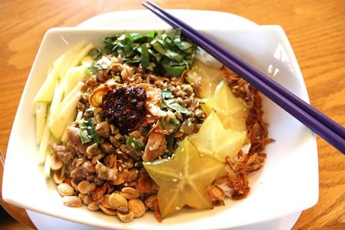 Mussel Rice in Huong River