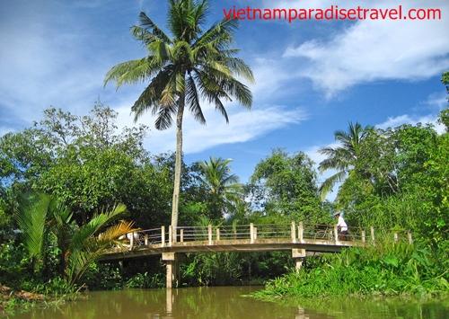 Ben Tre - Mekong Delta - Vietnam