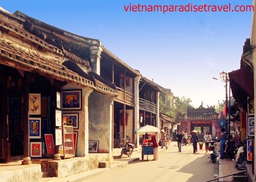 Hoian old town - Vietnam