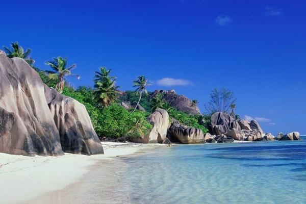 Vietnam beach for family