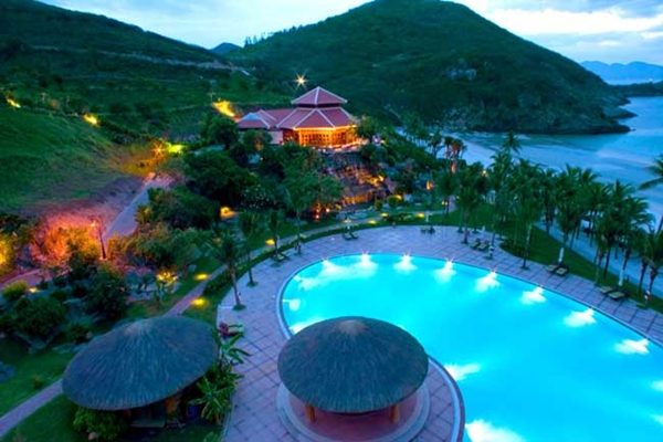 VinPearl resort, a favorite place for children and family