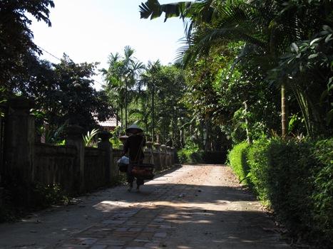 Phuoc Tich ancient village