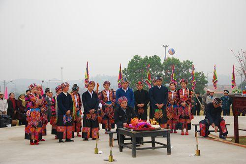 Rain praying ritual of the Lo Lo in Ha Giang