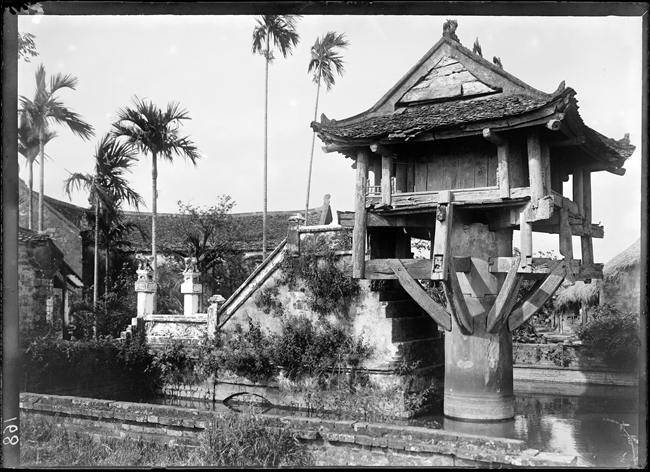 One - Pillar Pagoda Recognized as Asia's Most Unique