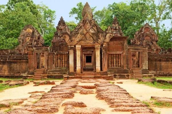 Resultado de imagen de Banteay Srei