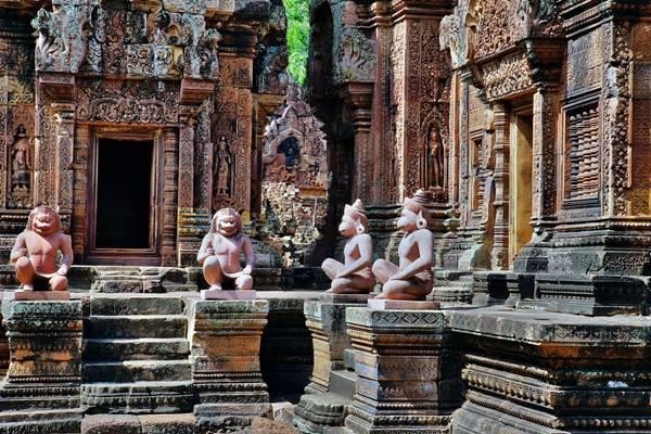 Banteay Srei - Temple of Beauty