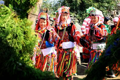 Lolo Marriage Vietnam Tours in Hagiang 3