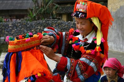 Lolo Marriage Vietnam Tours in Hagiang 2